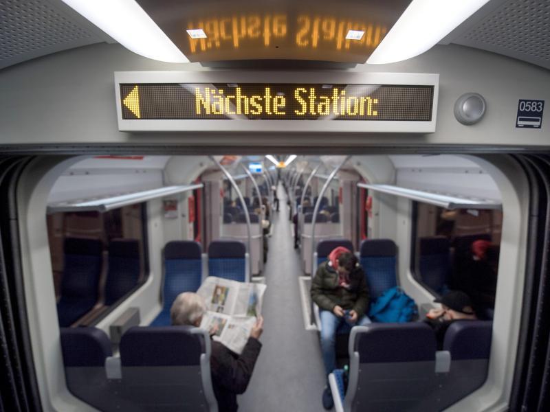 Bild zu S-Bahn