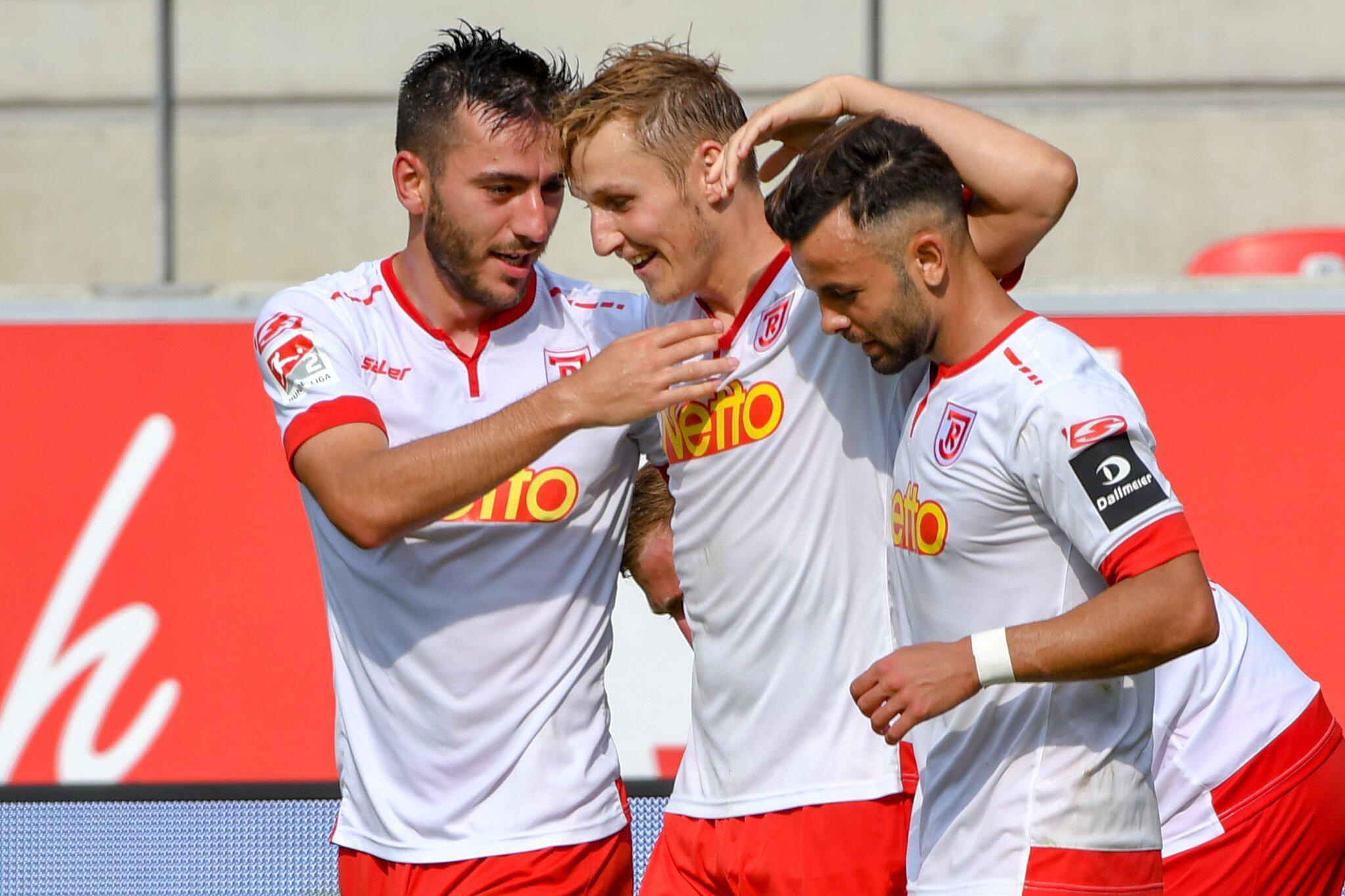 Bild zu Jahn Regensburg - FC Ingolstadt 04