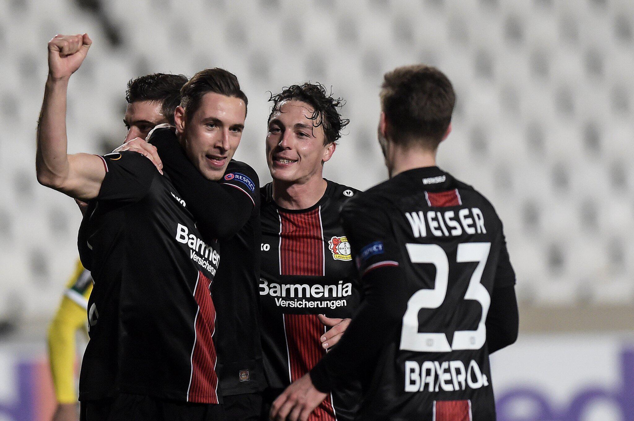 Bild zu AEK Larnaca - Bayer Leverkusen