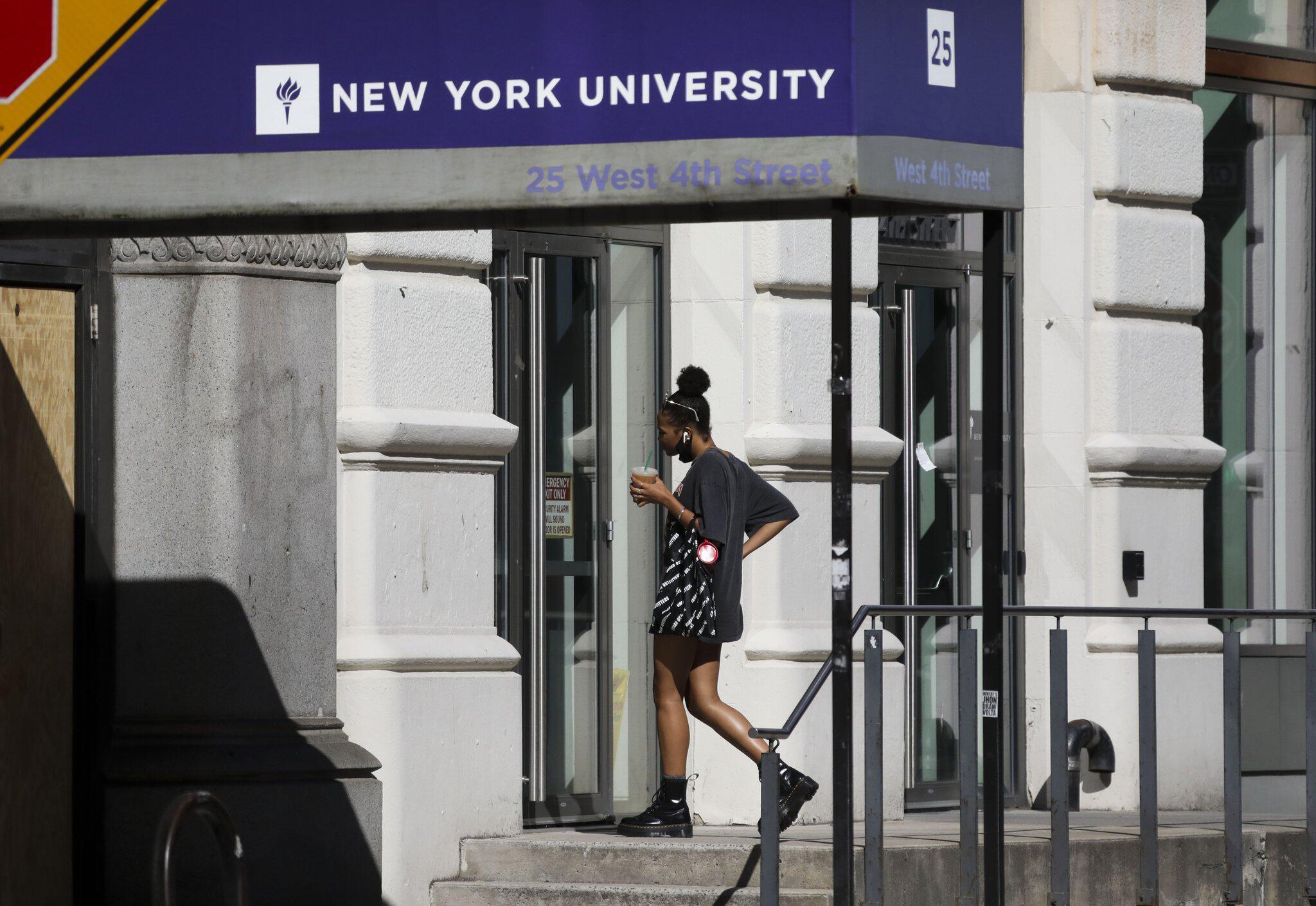 Bild zu Universität von New York