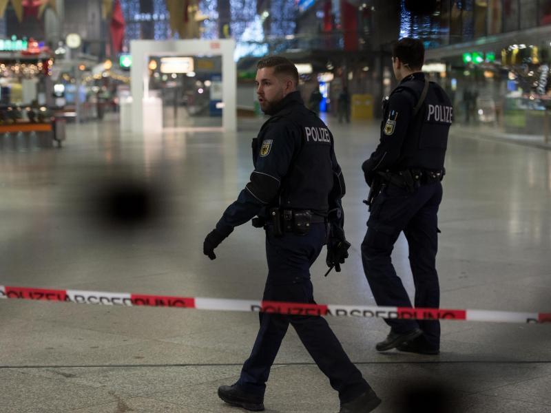 Bild zu Polizei in München