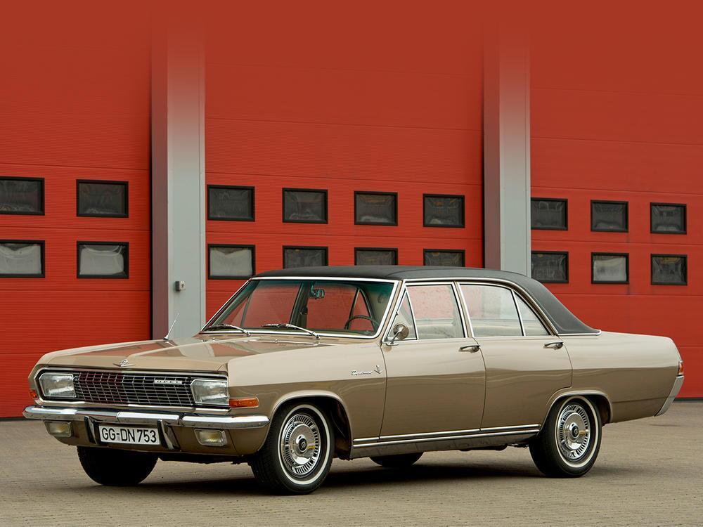 Bild zu Opel Diplomat