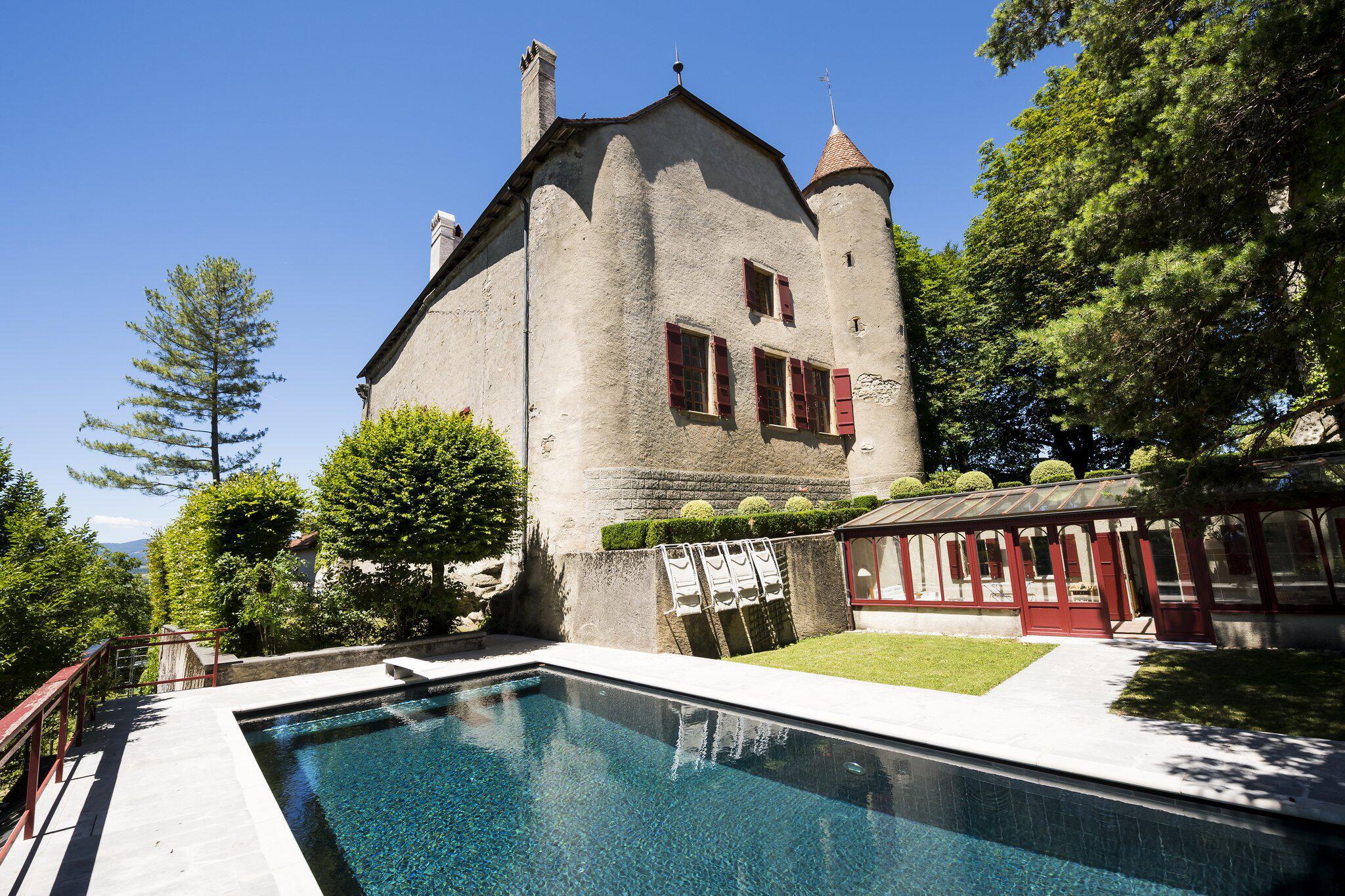 Bild zu Schloss Bavois