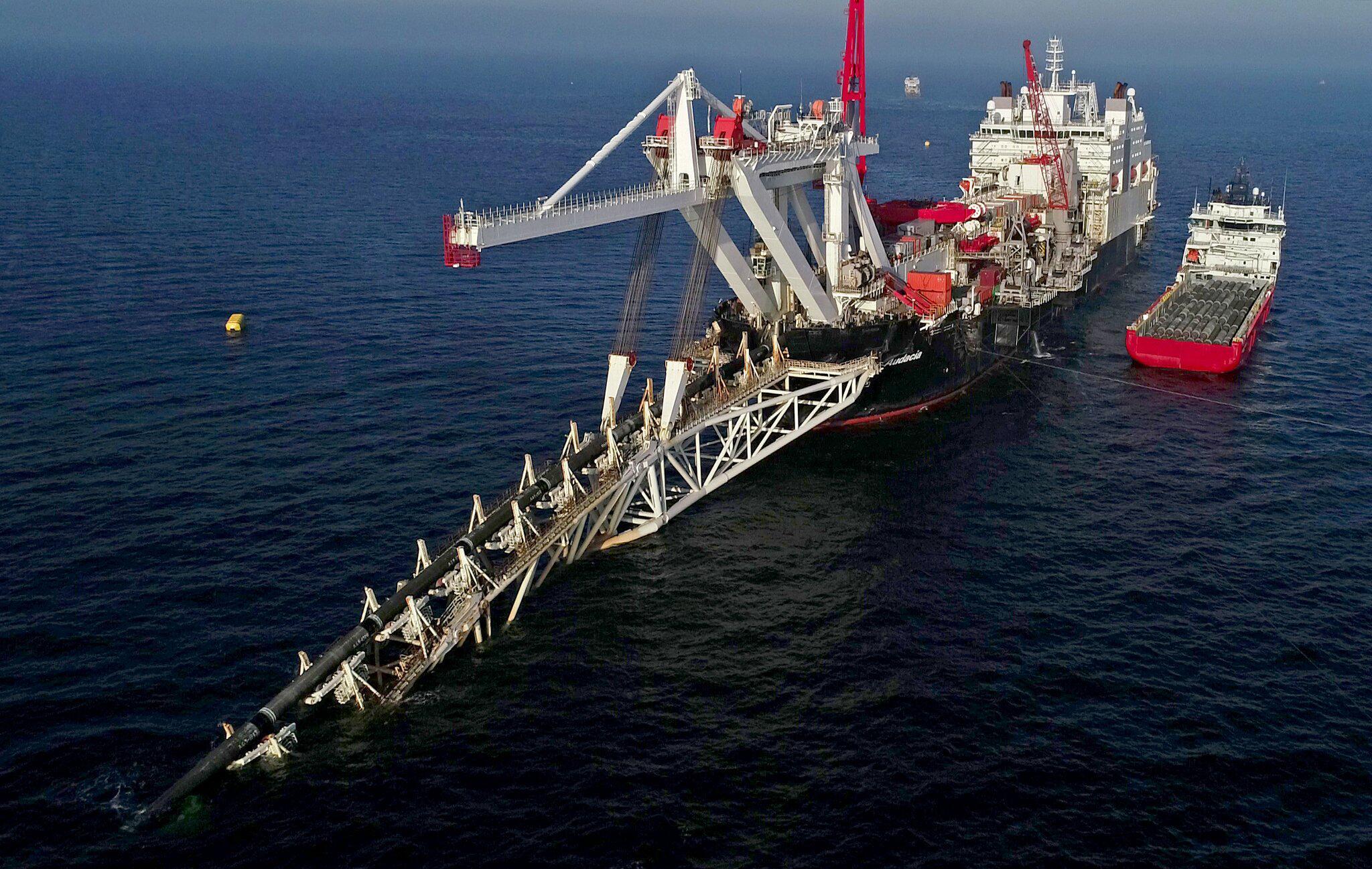 Bild zu USA verhängen Sanktionen wegen Nord Stream 2