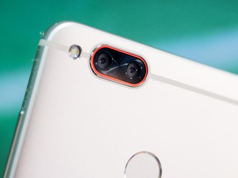 Bild zu Kamera eines Smartphones