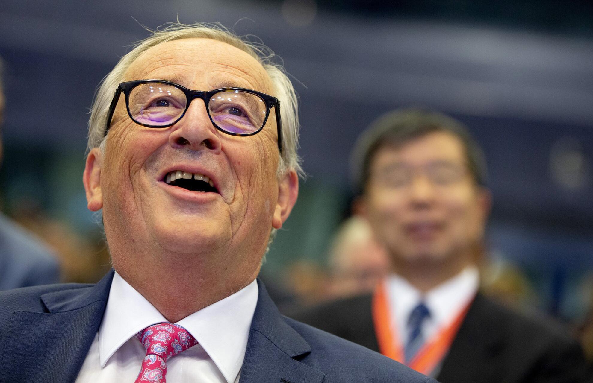 Bild zu Jean-Claude Juncker