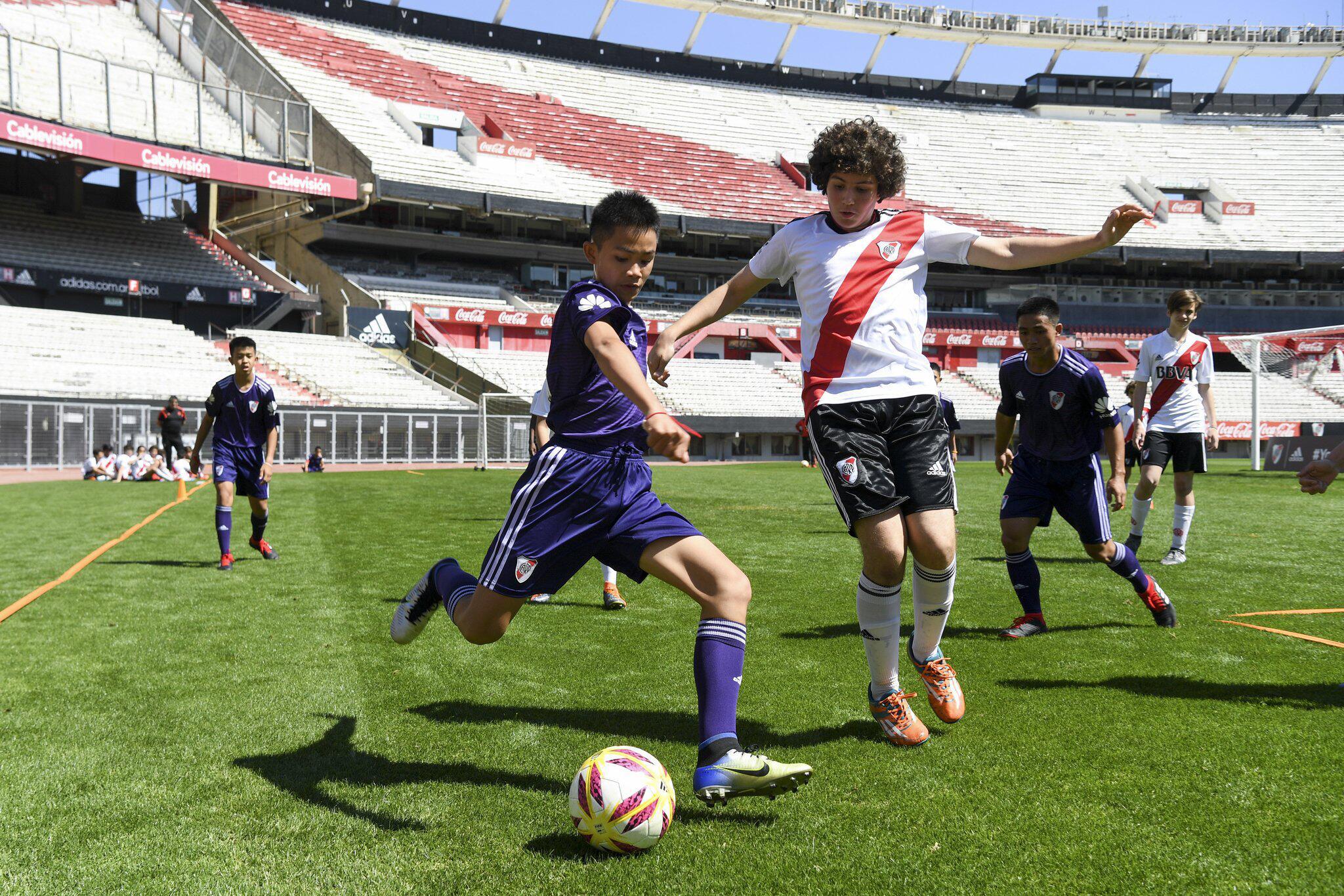 Bild zu Buenos Aires, Olympische Jugendspiele, Wildschweine, Thailand, River Plate, Jugendfussball