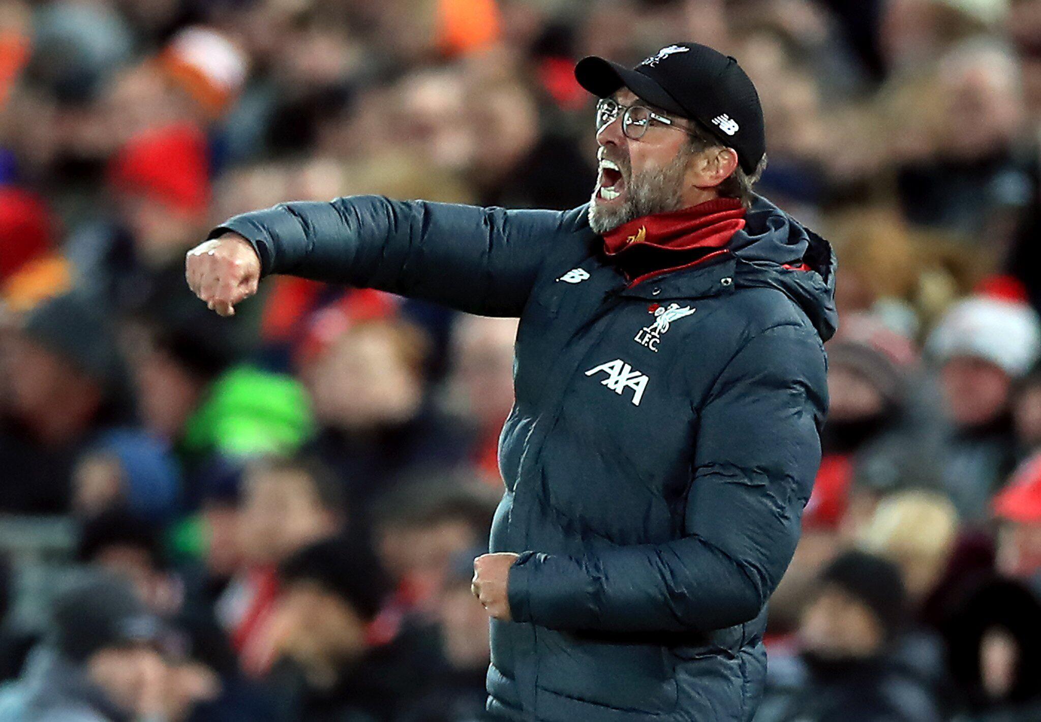 Bild zu FC Liverpool - Manchester City