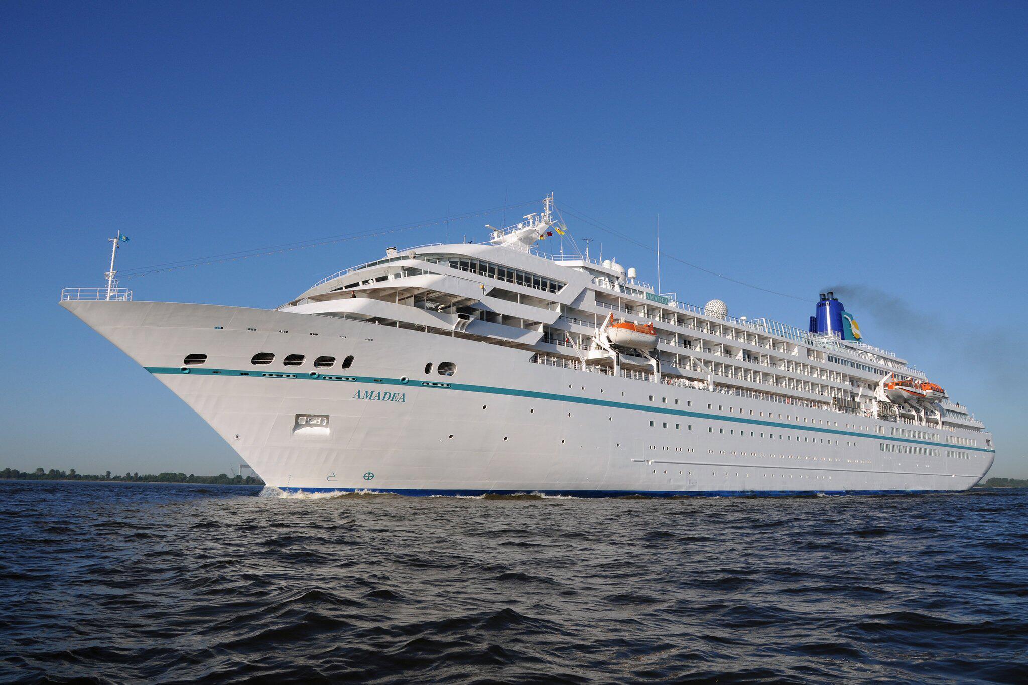 "Bild zu Traumschiff MS ""Amadea"""