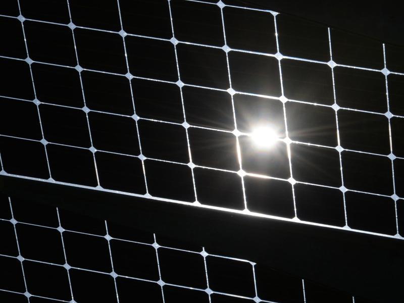 Bild zu Photovoltaik-Anlage