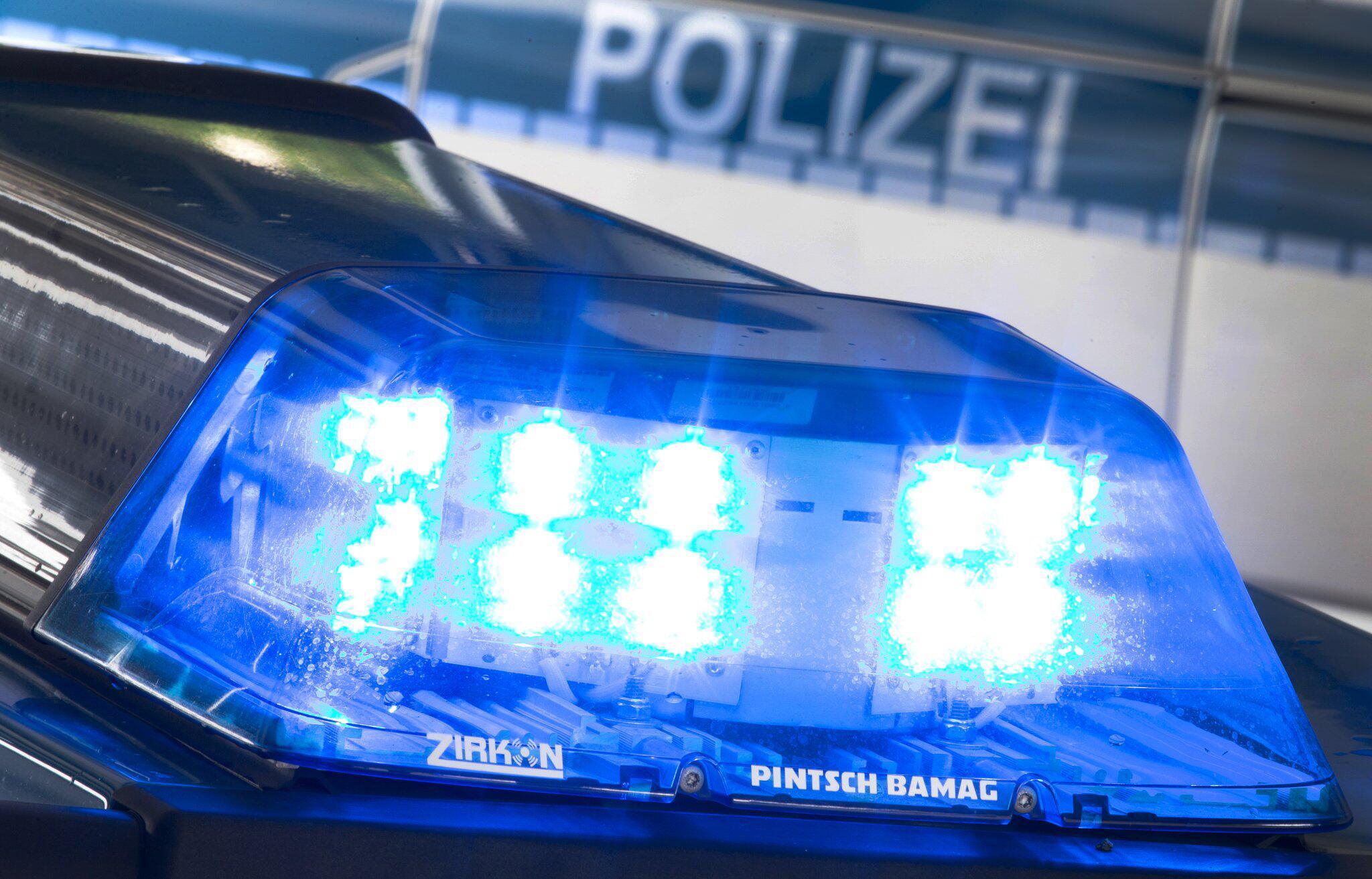 Bild zu Blaulicht Polizei