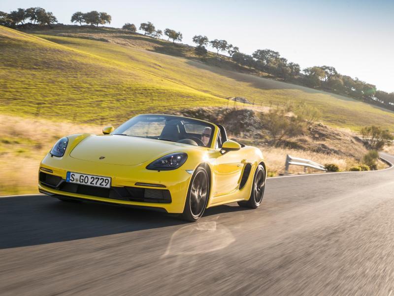 Bild zu Porsche 718er-Modelle als GTS