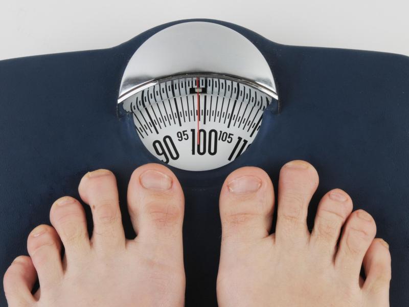Bild zu Gewichtskontrolle