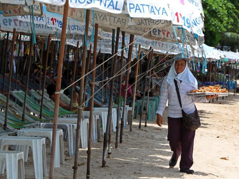 Bild zu Strand von Pattaya