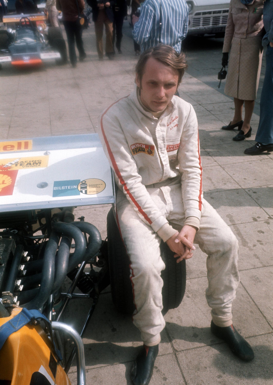 Bild zu Niki Lauda, Formel 1, March