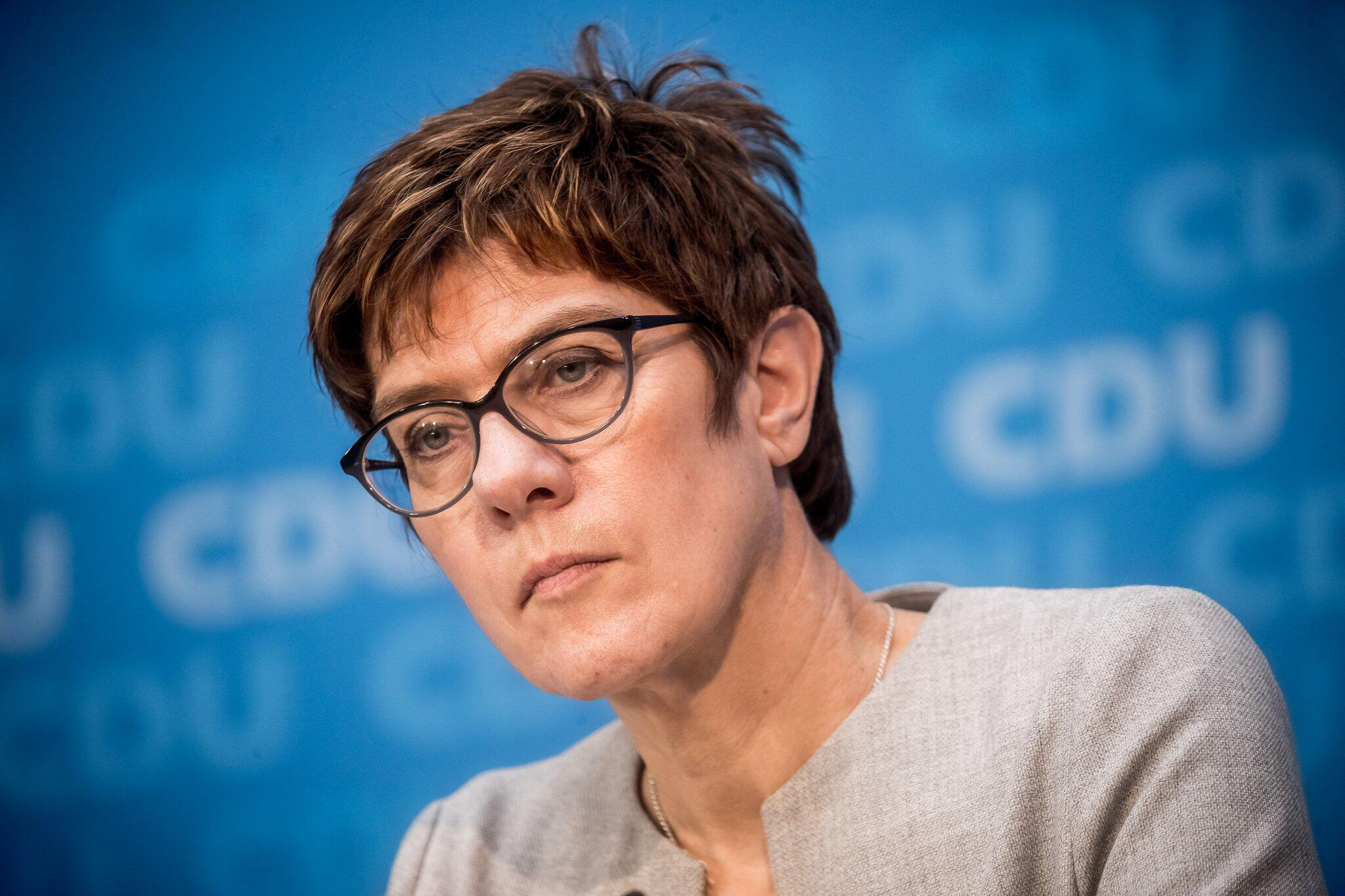 Bild zu CDU and CSU chairmen meeting in Berlin