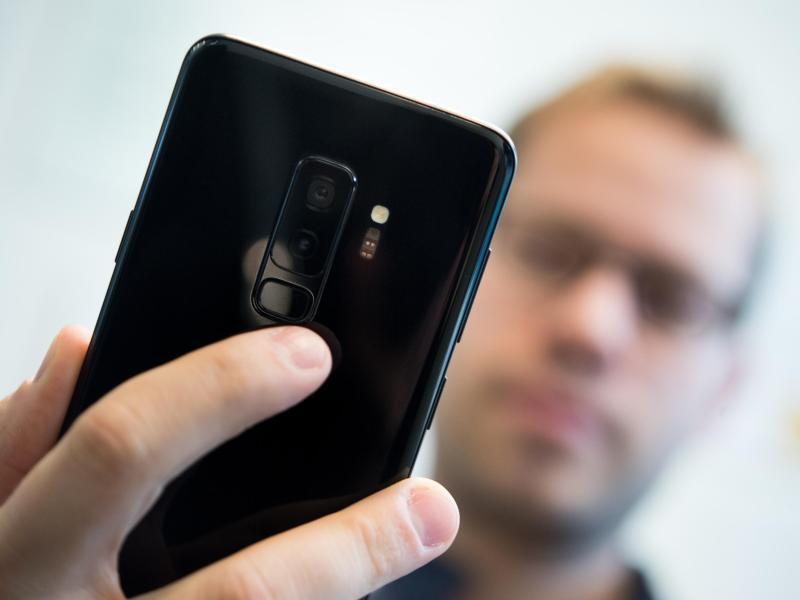 Bild zu Samsung Galaxy S9+