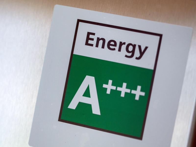 Bild zu Energie-Label