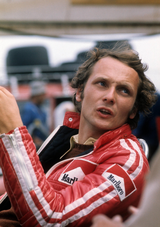 Bild zu Niki Lauda, Ferrari, Formel 1, 1975