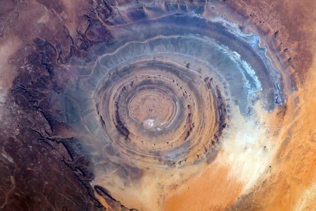 Bild zu Eye of the Sahara