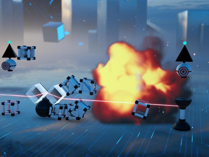 Bild zu «Crazy Machines 3»