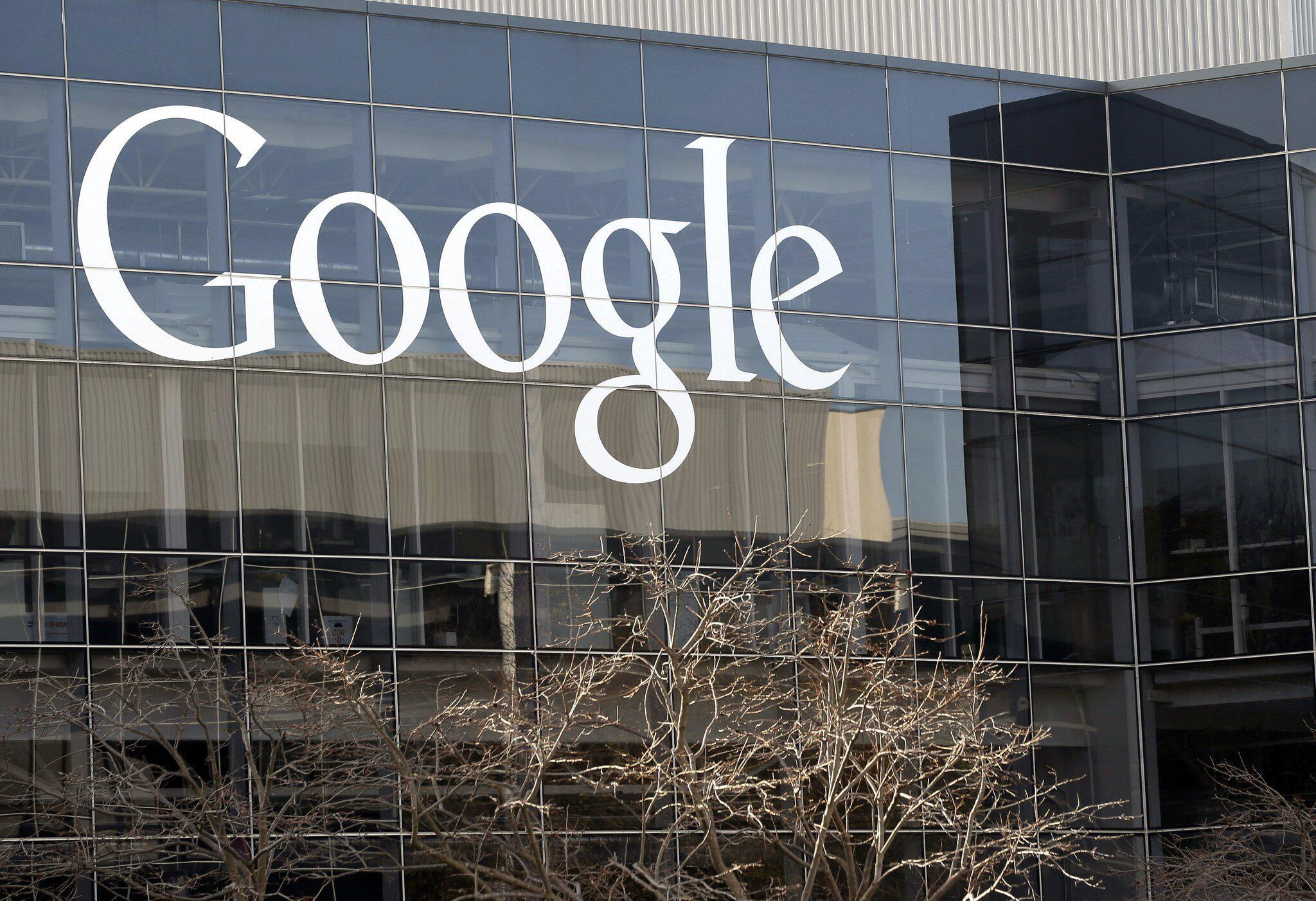 Bild zu Google, Sexismus