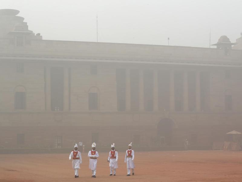 Bild zu Luftverschmutzung in Indien