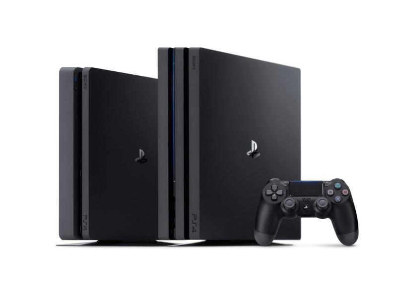 Bild zu Die neuen PS4-Versionen Slim und Pro