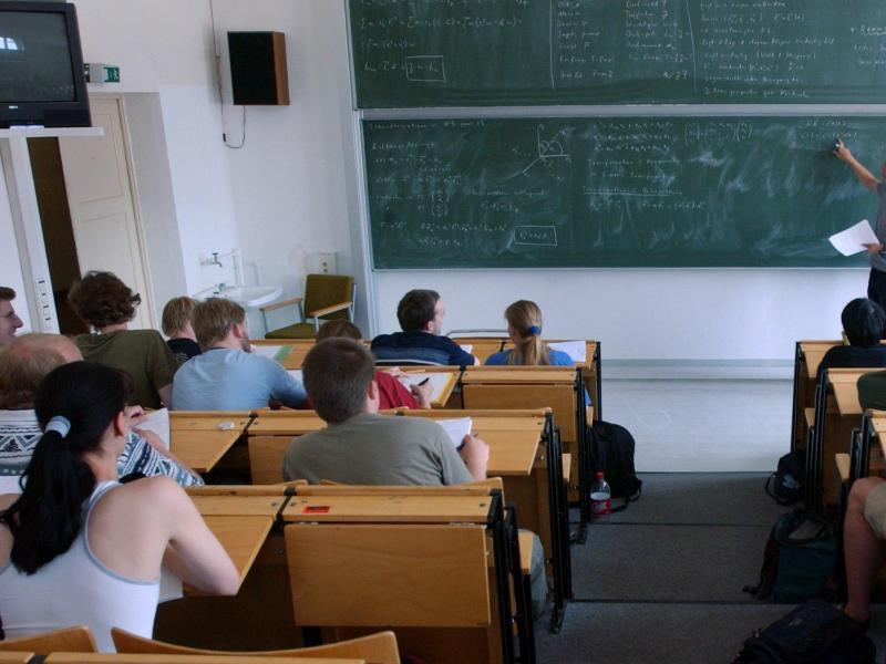 Bild zu Physikvorlesung