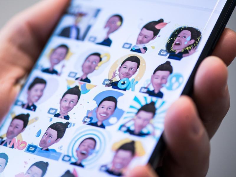 Bild zu Emoji-Avatar