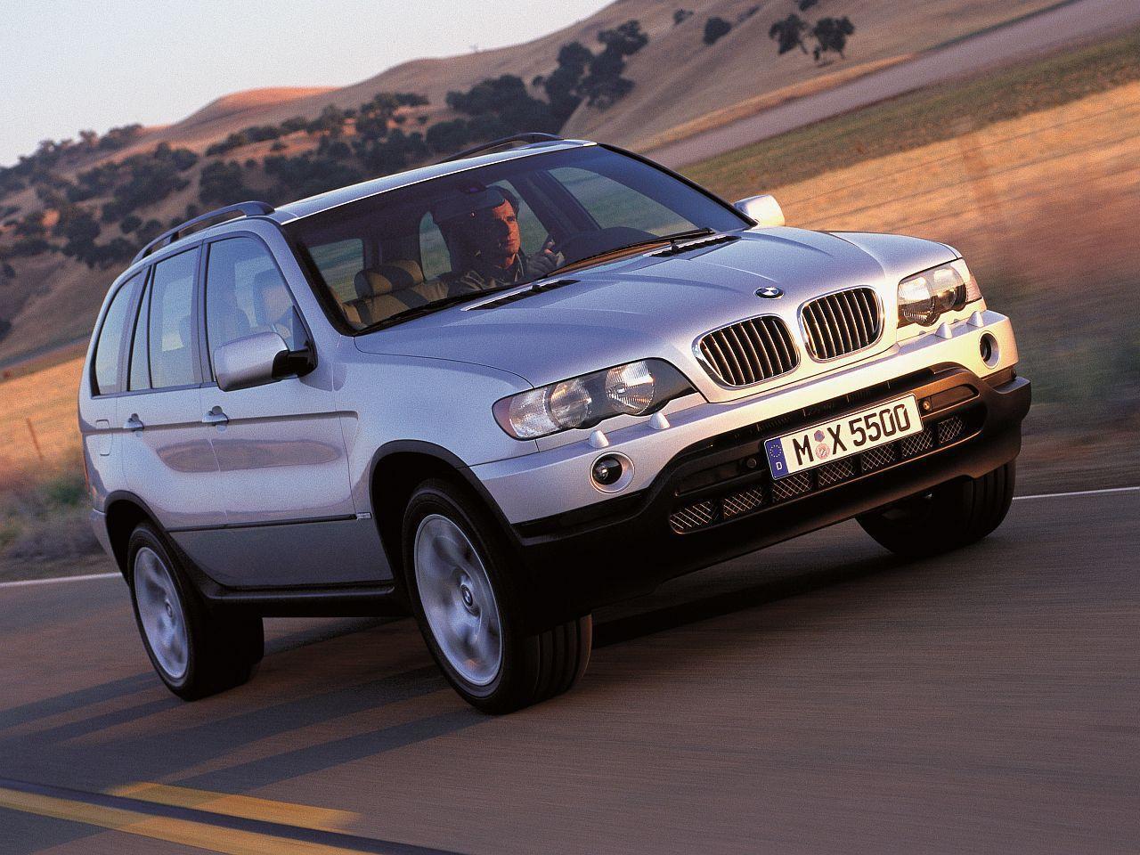 Bild zu Die Anfänge: BMW X5 (E53)