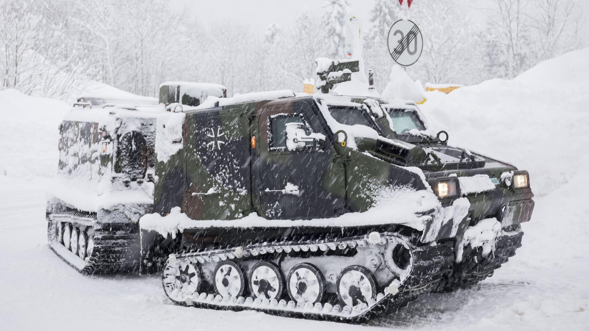 Bild zu Winter in Bayern