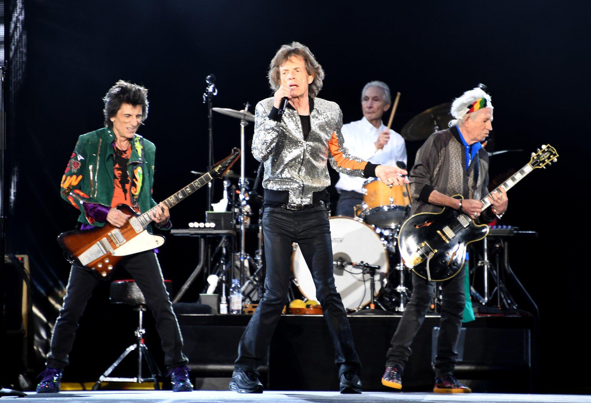 Bild zu The Rolling Stones starten Europatour in Hamburg