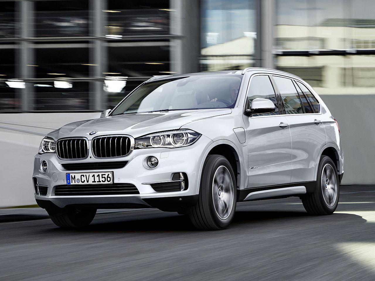 Bild zu BMW X5 (F15)