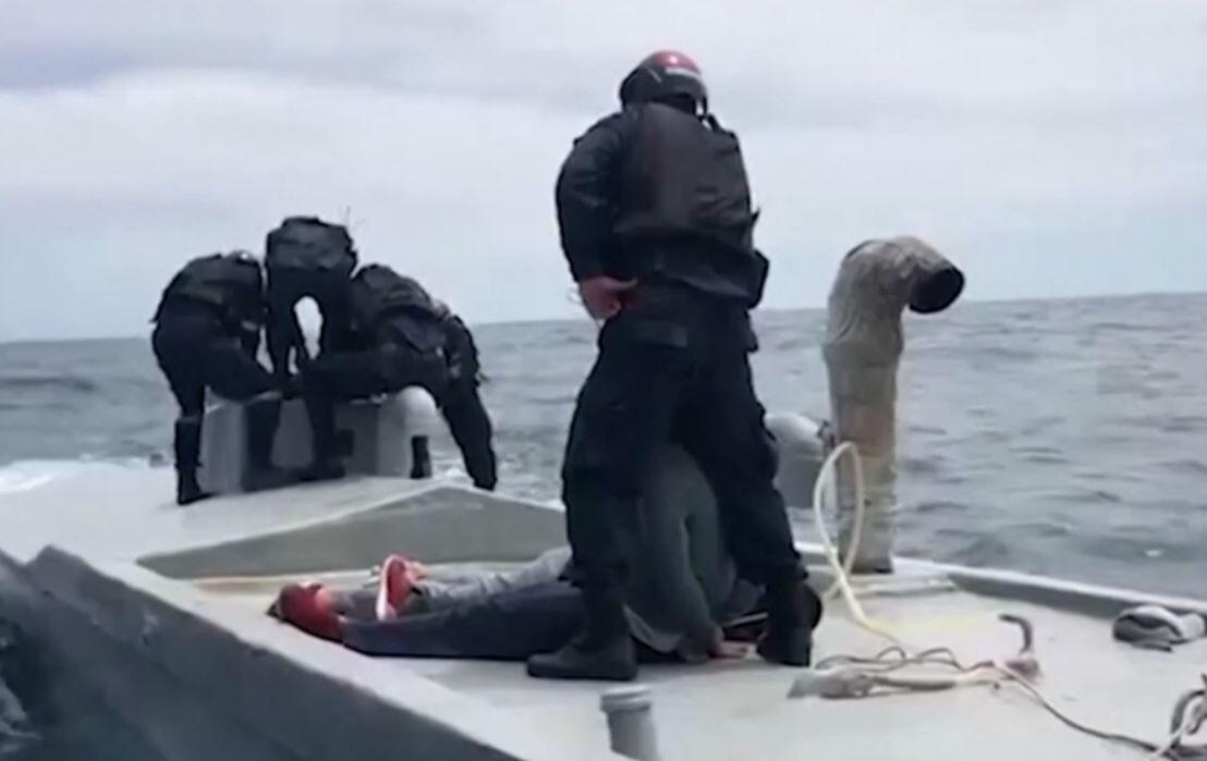 Bild zu U-Boot, selbstgebaut, Kokain, zwei Tonnen, Schmuggel. Peru