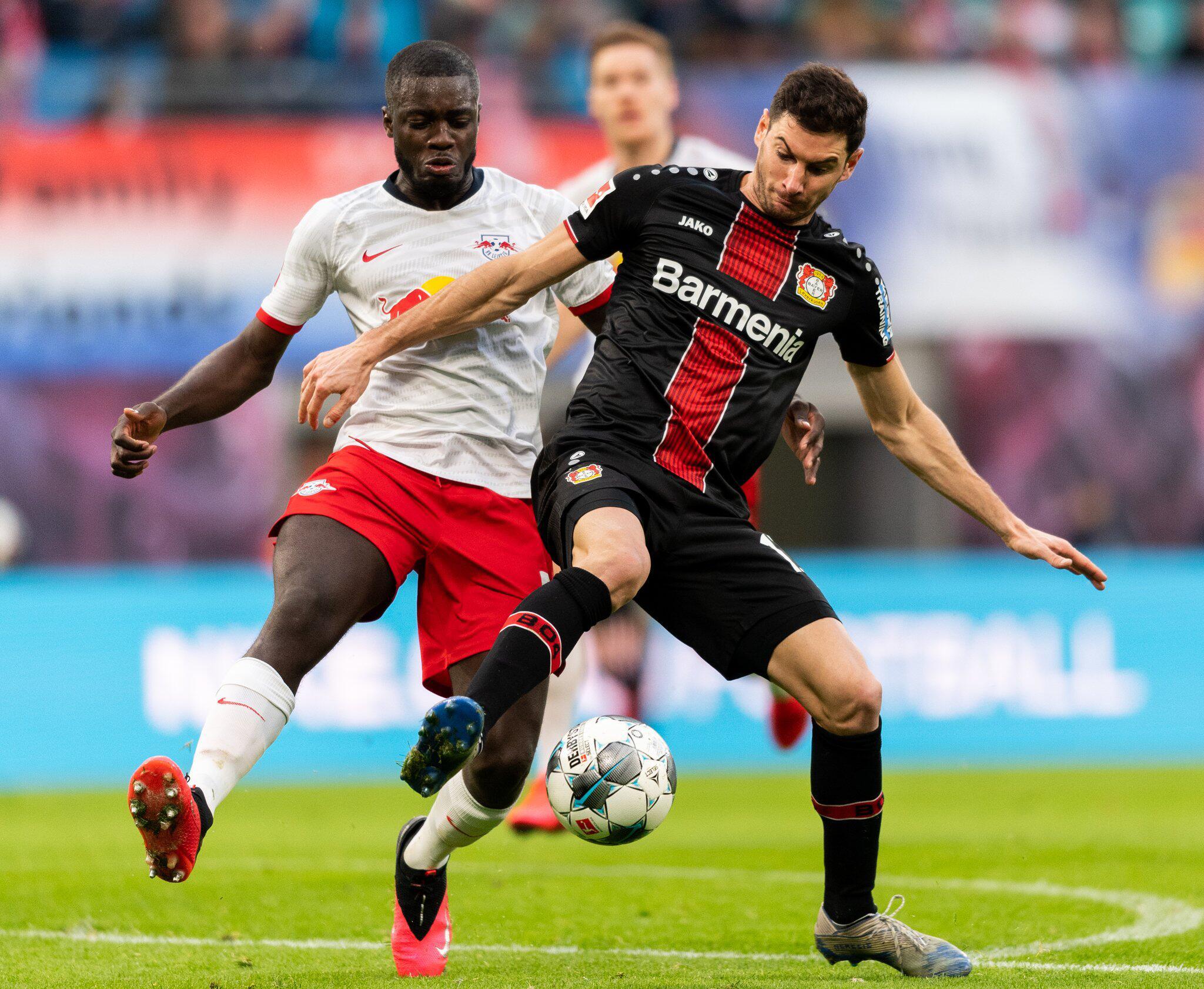 Leverkusen Gegen Leipzig