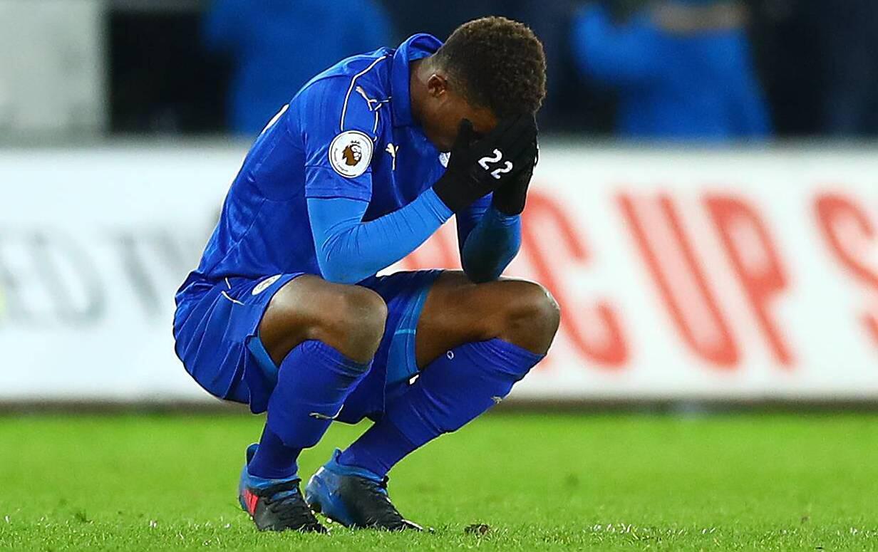 Bild zu Leicester City, Premier League, England, Fussball