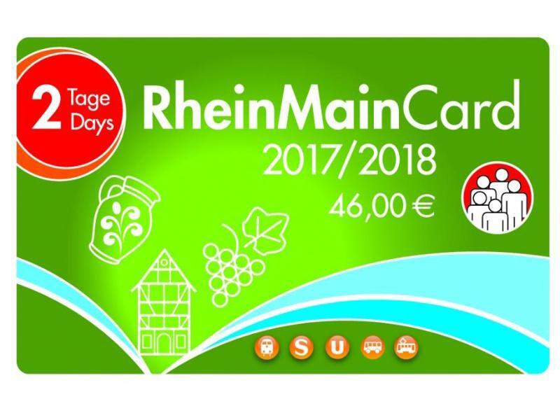 Bild zu Die neue Rhein-Main-Card