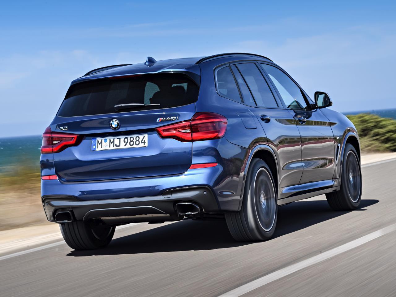 Bild zu BMW X3