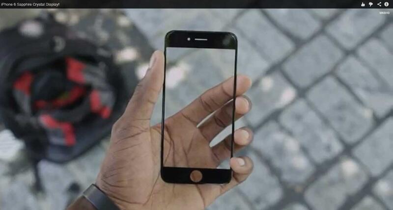 iPhone 6: Saphirglas