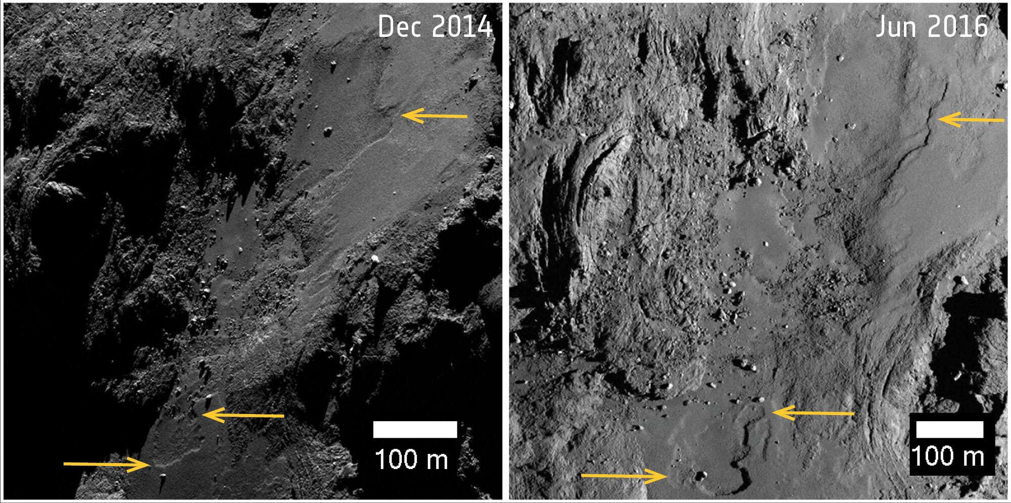 Bild zu Komet Tschuri