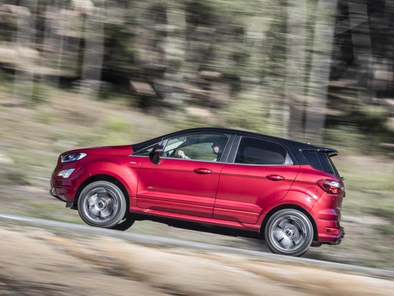 Bild zu Neuer Ford EcoSport