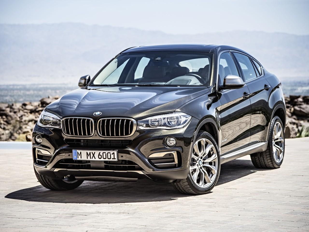 Bild zu BMW X6
