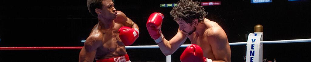 Boxen, Usher Raymond, Edgar Ramirez, 2016