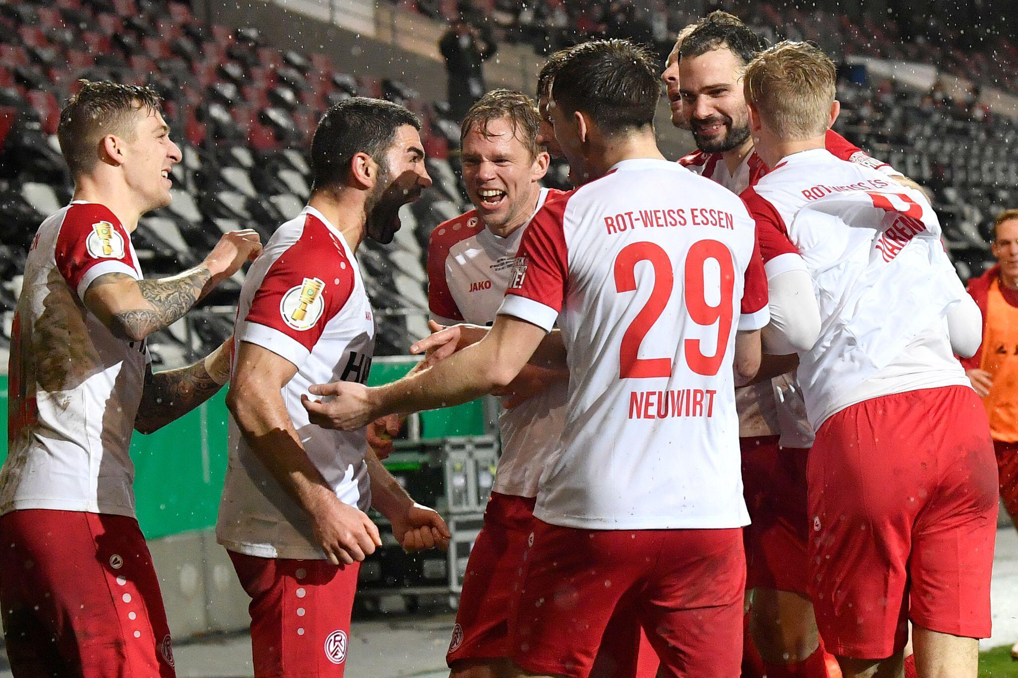 Bild zu Rot-Weiss Essen - Bayer Leverkusen