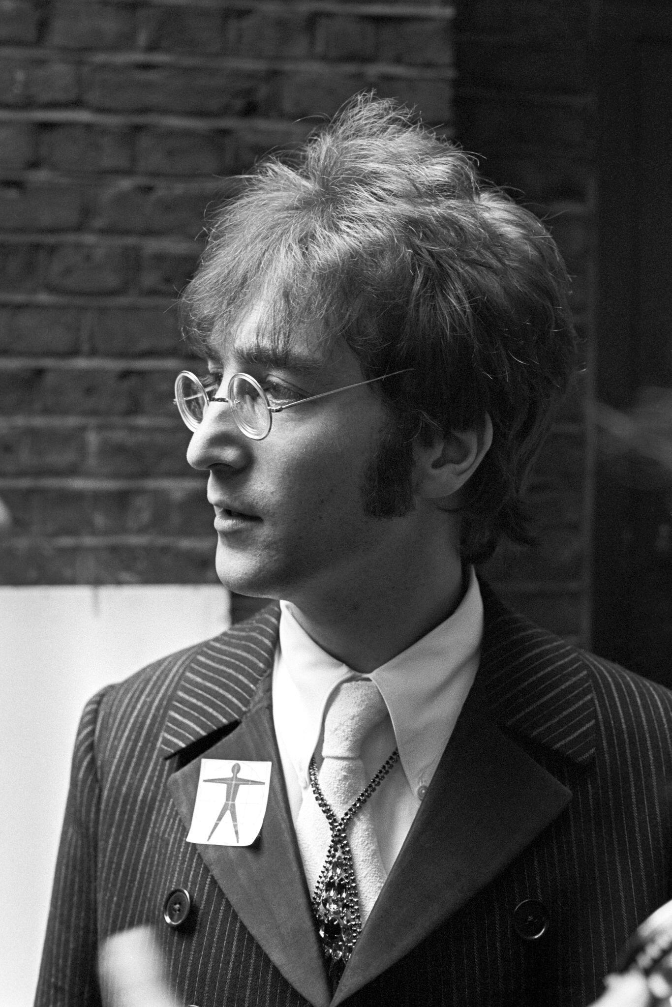 Bild zu Vor 40 Jahren wurde John Lennon ermordet