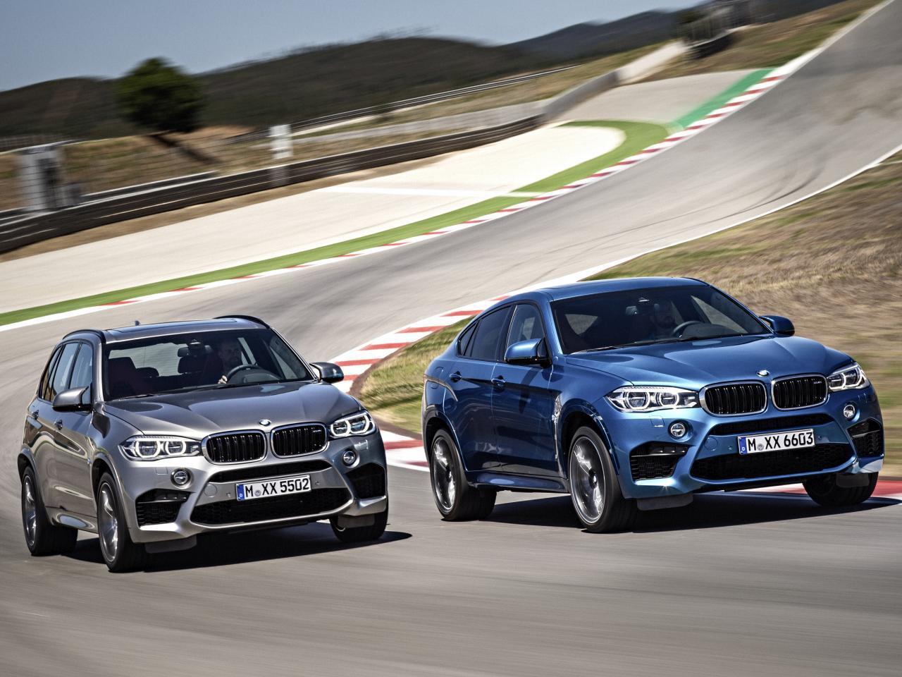 Bild zu BMW X5M und BMW X6M