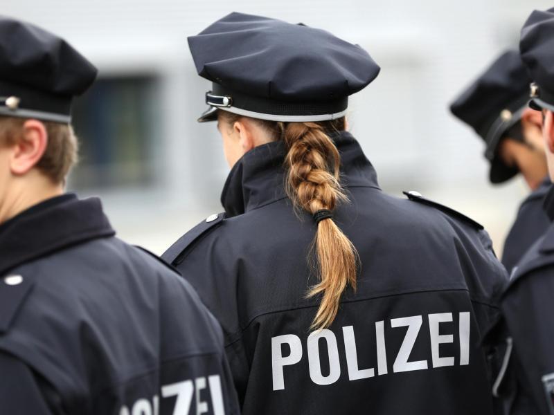 Bild zu Polizeiarbeit