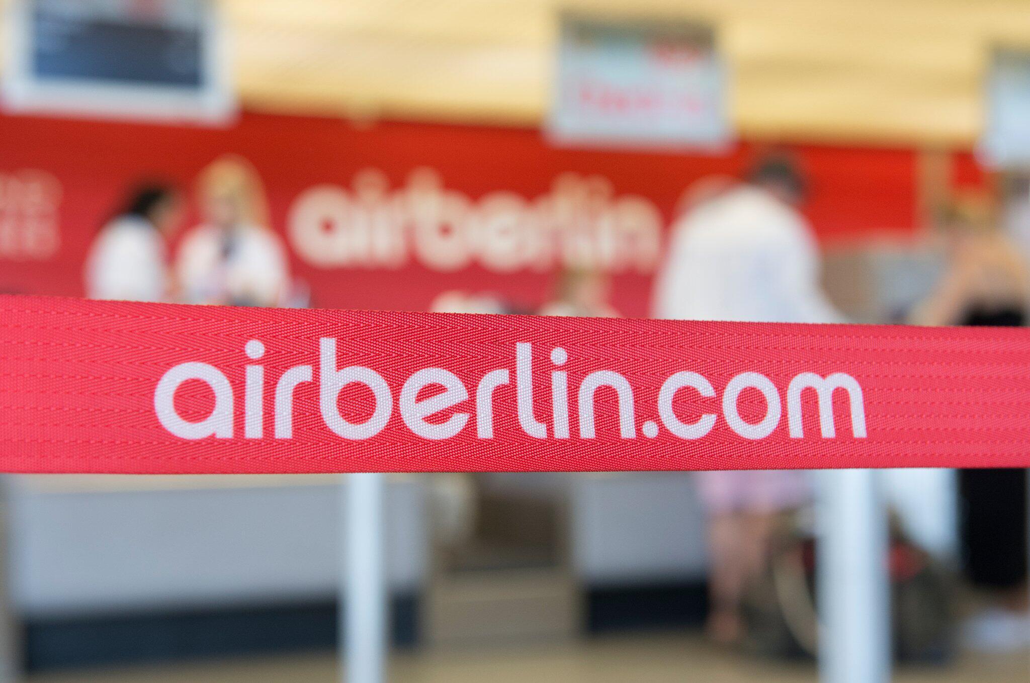 Bild zu Air Berlin files for bankruptcy