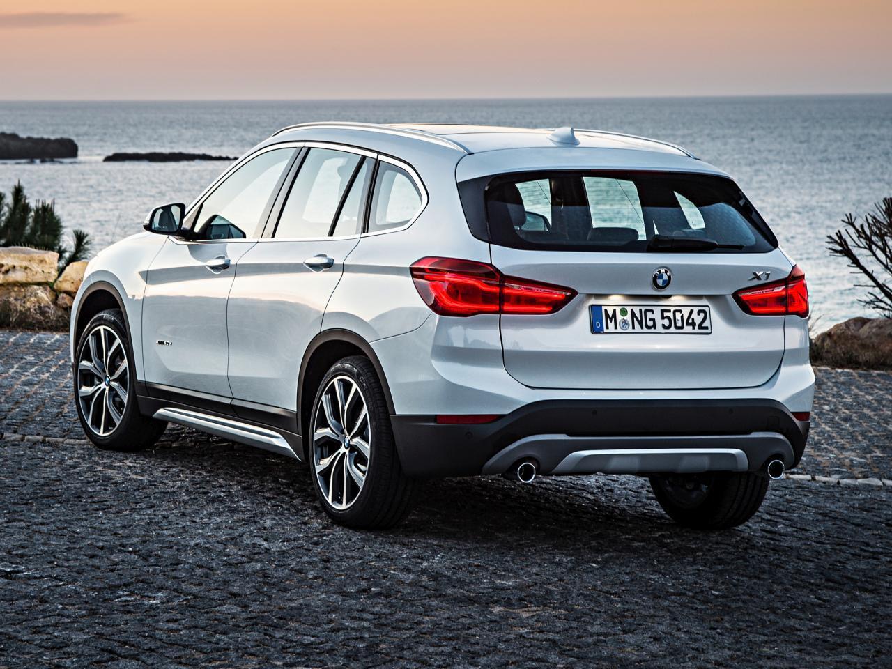 Bild zu BMW X1